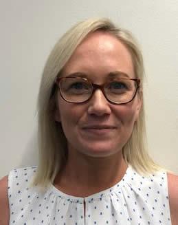 Amanda Taylor, Inventory Coordinator