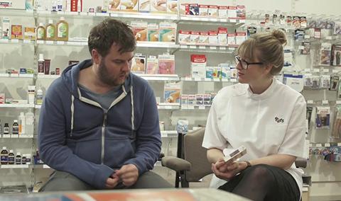Pharmacy screenshot