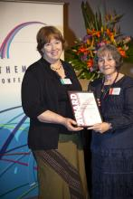Betty 2009 TheMHS Award