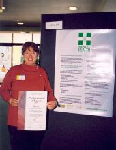 Betty 2003 National Mental Health Services Award