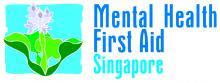 Singapore MHFA logo