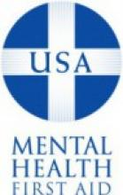 MHFA USA logo