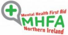MHFA Northern Ireland logo
