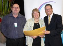 TheMHS MHFA Gold Achievement Award 2007