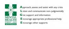 Mental Health First Aid Australia Action Plan 2017