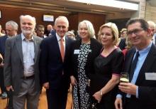 Betty Kitchener 1 of 7 Finalists Inaugural Australian Mental Health Prize 2016