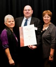 TheMHS AMHFA Award